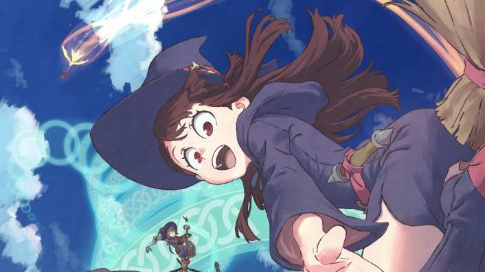 Review: Little Witch Academia: VR Broom Racing - PSVR