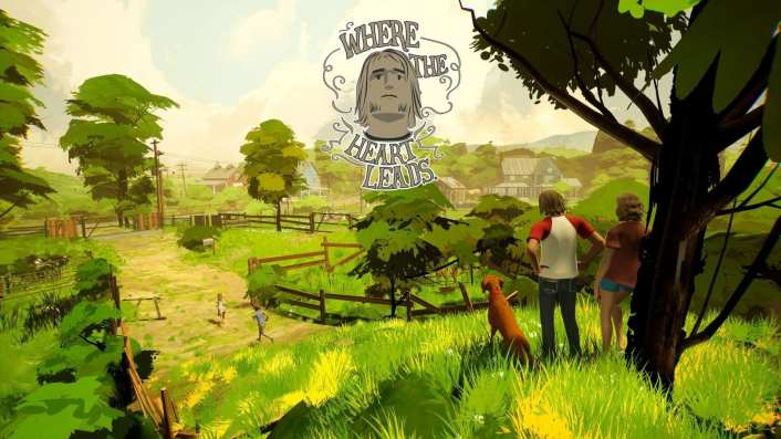 Review: Where the Heart Leads - PS5, PS4