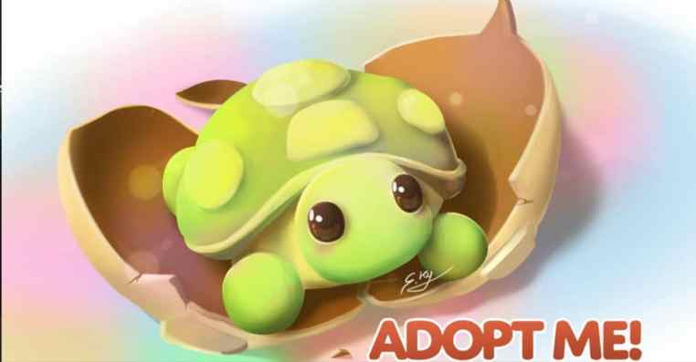 Adopt Me: How Much Is A Ride Turtle Worth