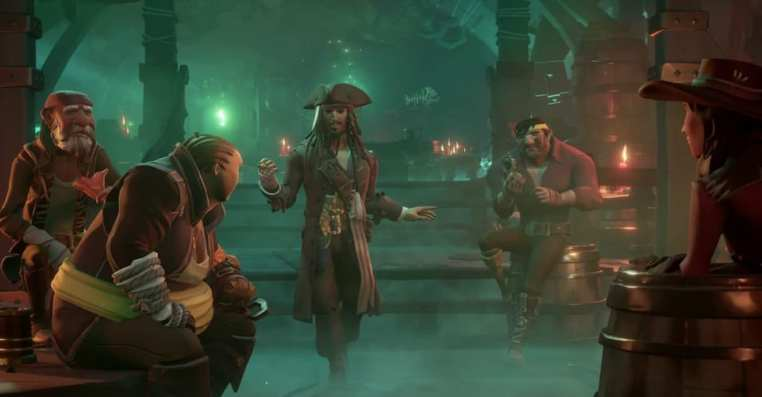 Captains Of The Damned   Lighthouse Puzzle Solution in Sea Of Thieves