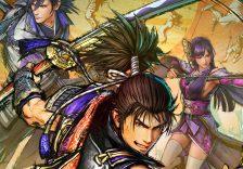 samurai warriors 5 characters 1920 1080
