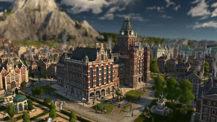 How to Get Scholars in Anno 1800