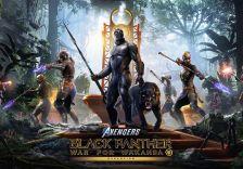 Marvel Avengers: Black Panther, The war for Wakanda