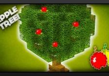 Minecraft Bedrock How to Get Apples