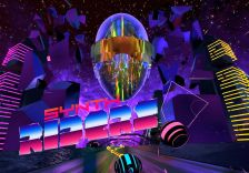synth riders psvr artwork header