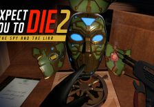 I Expect You To Die 2 review header