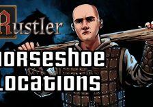rustler guide horseshoe locations