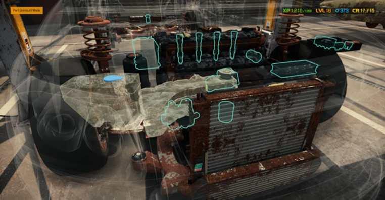 Car Mechanic Simulator 2021 | Engine Swap List