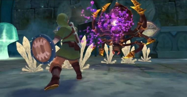 How to Start a Fire in Zelda BOTW