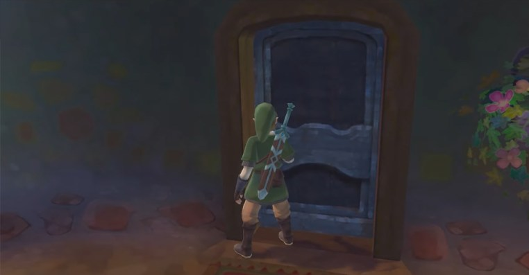 The Legend Of Zelda Skyward Sword HD: Paper Location | Where To Find