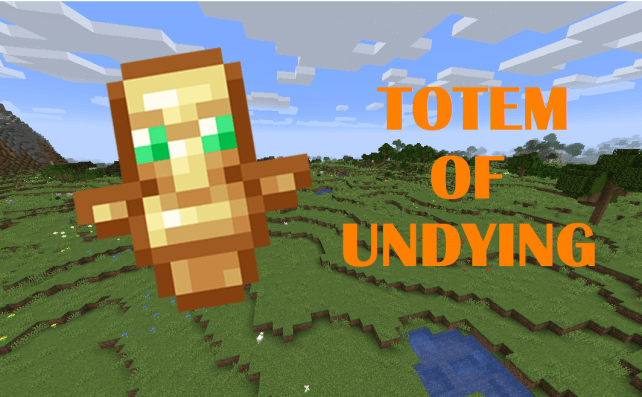 How To Use a Totem of Undying in Minecraft