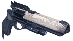 How to Get the Hawkmoon Hand Cannon in Destiny 2