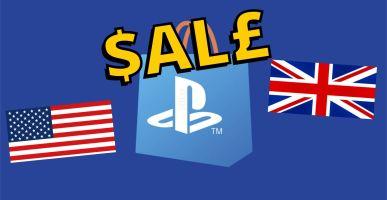 PSN Sale UK USA