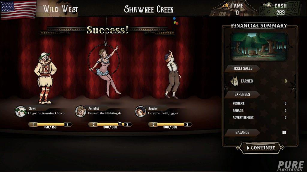 the amazing american circus screenshot 5