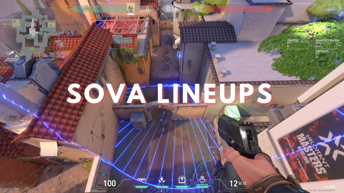 Valorant: The 5 Best Sova Recon Bolt Lineups on Ascent (Attacking)