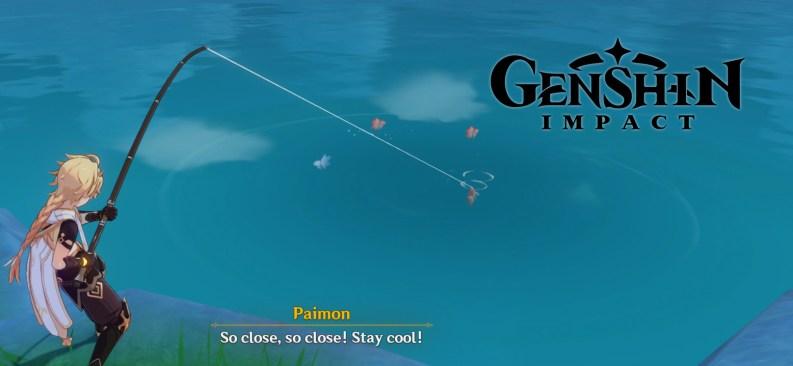 How to Unlock Fishing in Genshin Impact