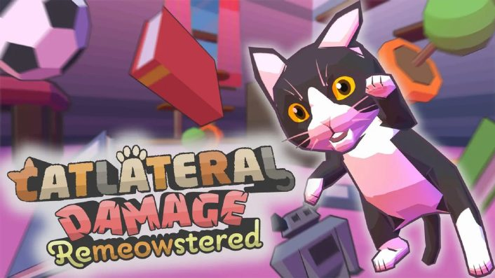 Catlateral Damage Remeowstered Claws its Way to PS5 and PS4 on September 15