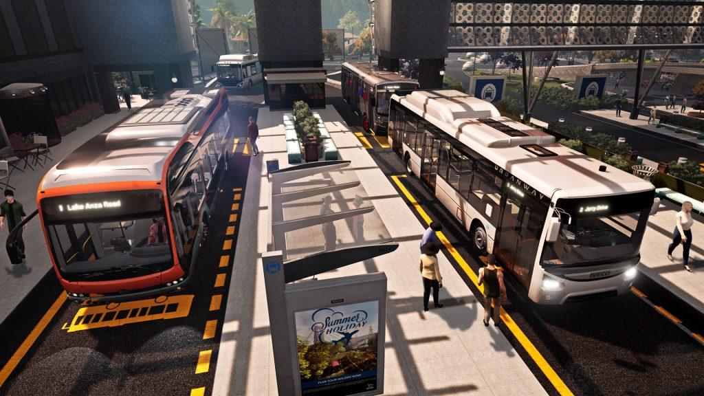 Bus Simulator 21 review screen 1