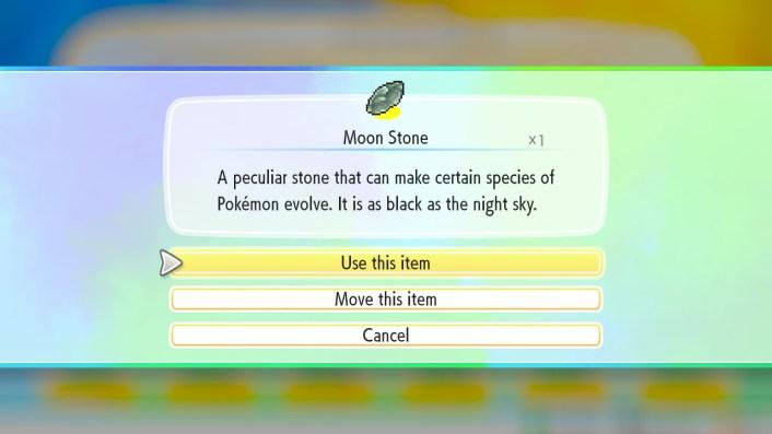 Pokémon Let's Go, Pikachu/Eevee: How to Get Moonstones