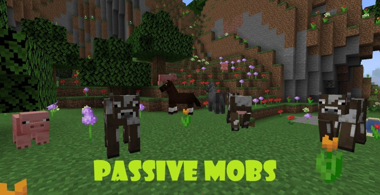 The 5 Best Passive Mobs in Minecraft