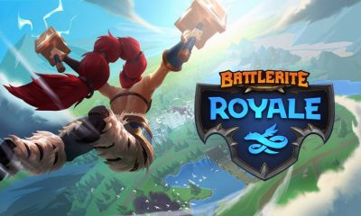 Battlerite Royale kaç gb