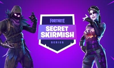 Secret Skirmish, Fortnite, Epic Games