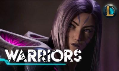 League Of Legends 2020 Sezonu Video Öyküsü Savaşçılar Yayında