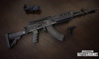PUBG İçinde Saldırı Tüfeği Çıkma Oranı Artıyor