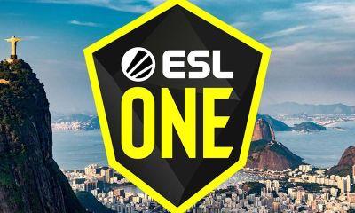 ESL One Rio 2020
