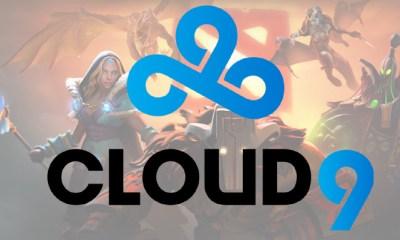 Cloud9-Dota-2