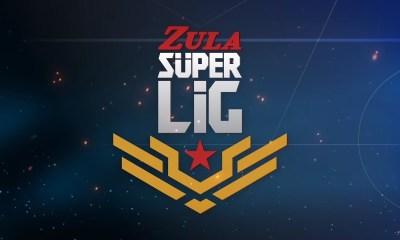 Zula Süper Lig 5.Sezon son haftanın en iyileri belli oldu