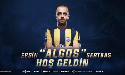 Algos, 1907 Fenerbahçe Transferi Sonrası Teşekkür Mesajı Yayınladı