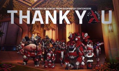 Atlanta Academy takımı Overwatch Contenders'dan çekildi