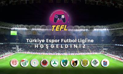 Türkiye Espor Futbol Ligi, Beşiktaş Esports'un lige katıldığını duyurdu