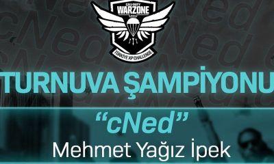COD Warzone Türkiye XP Challenge'da galibiyet cNed'in