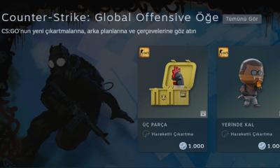 CS:GO profil