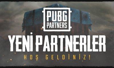 PUBG Türkiye, partnerlik programına katılan yeni isimleri duyurdu