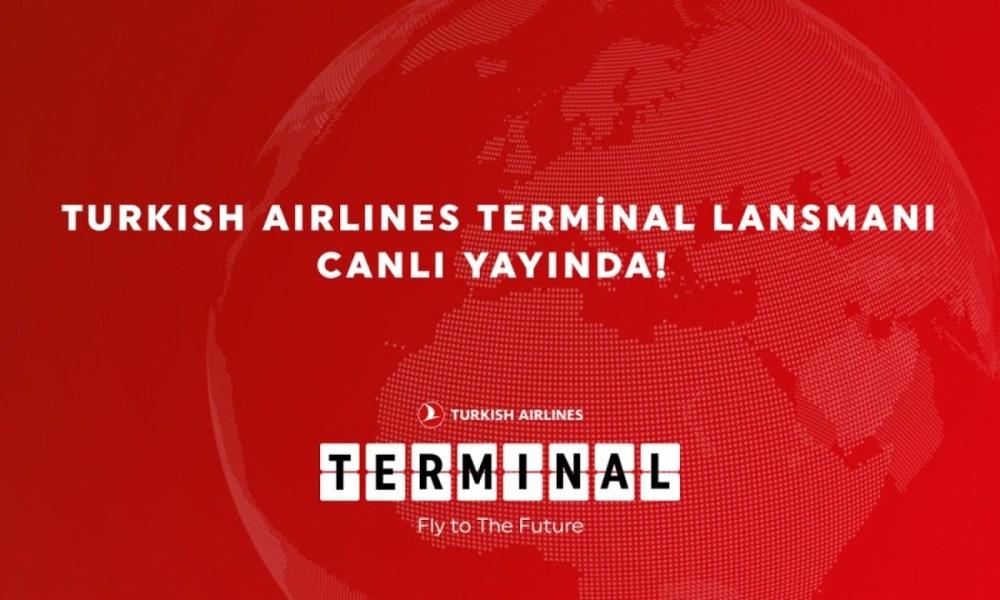 Türk Hava Yolları, Terminal girişim programını duyurdu