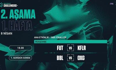 VCT Aşama 2 Challengers 1 Türkiye Yarı Final