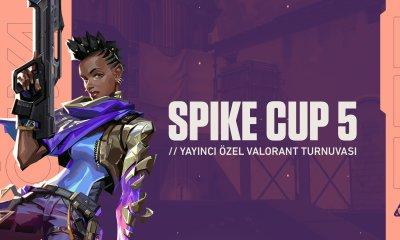 Spike Cup 5 yayıncı özel VALORANT