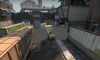 Train haritası CS:GO'nun Aktif Görev Havuzundan çıkartıldı