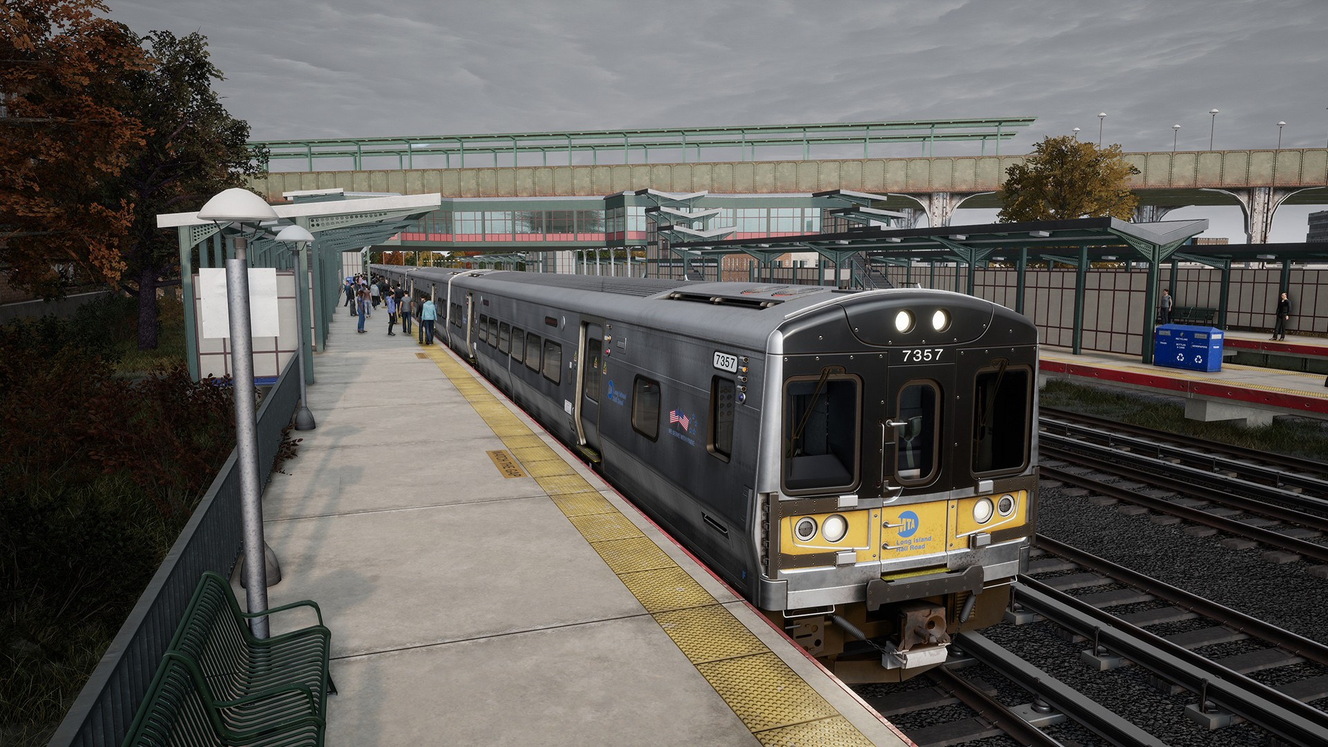 24 7 Railroading On The Long Island Rail Road On Xbox One