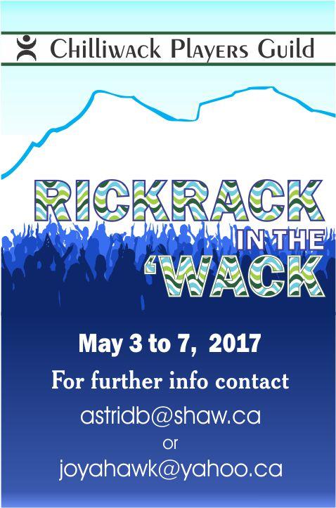 Rickrack in The Wack