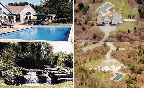 Bill Hemmer's House, Bird view and Exterior View