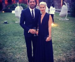 Henrik Lundqvist's Wife Therese Andersson Lundqvist