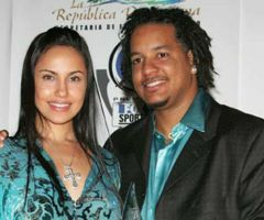 Manny Ramirez's Wife Juliana Ramirez