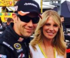 Matt Kenseth's Wife Katie Kenseth