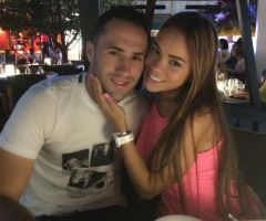 David Ospina's Wife Jesica Sterling