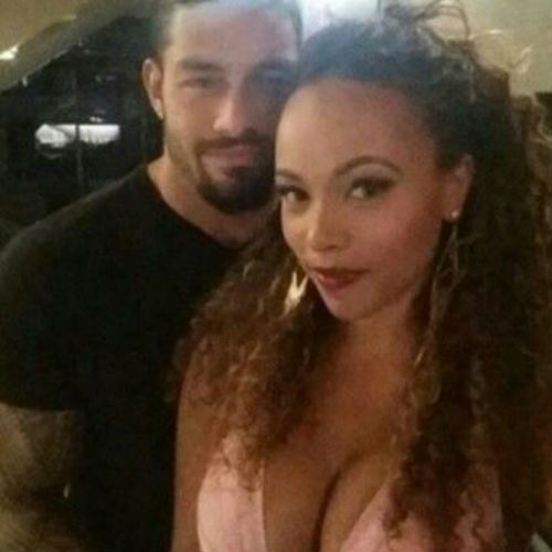 roman reigns girlfriend galina