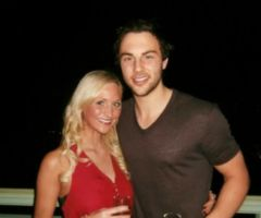 Derick Brassard's Girlfriend Terra Findlay